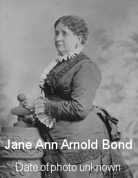 Jane Ann (Arnold) Bond